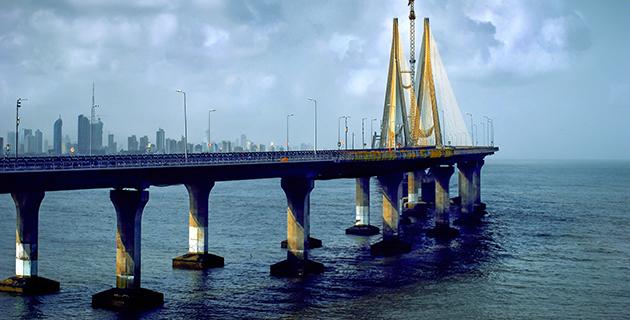 Kauppapolitiikka, Intia, silta