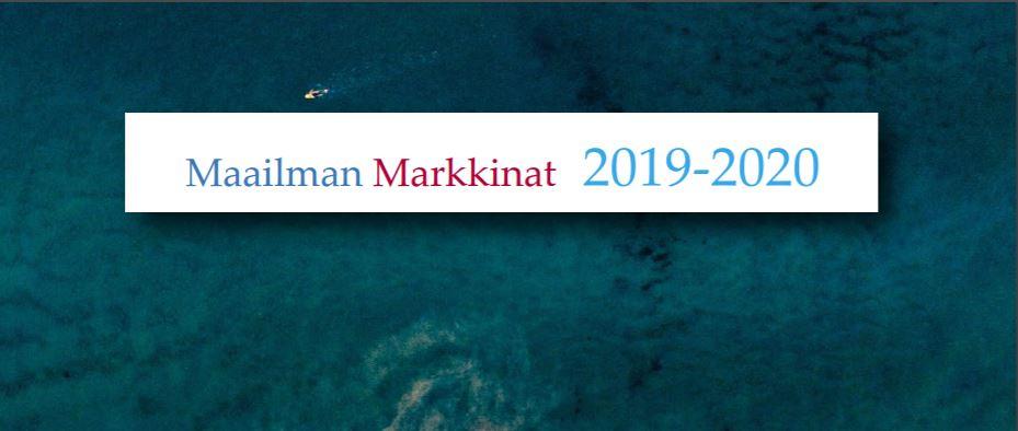 Maailman Markkinat 2019-2020 -julkaisun kansi